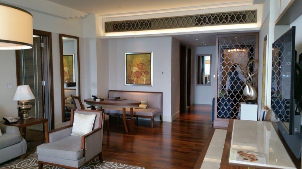 Waldorf Astoria Dubai Suite17