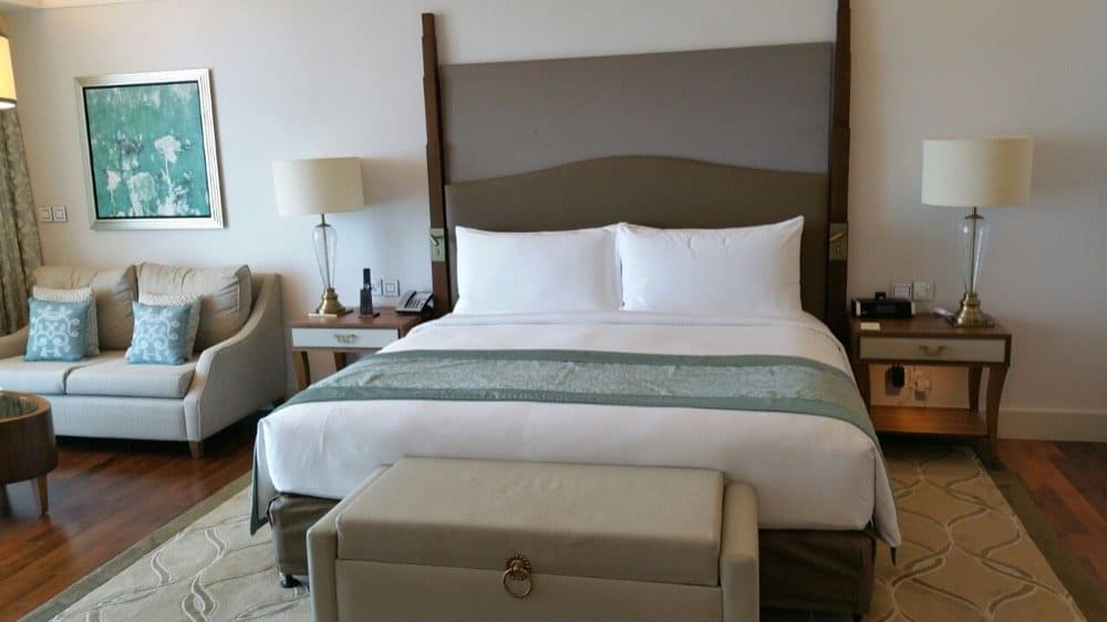 Waldorf Astoria Dubai Suite3