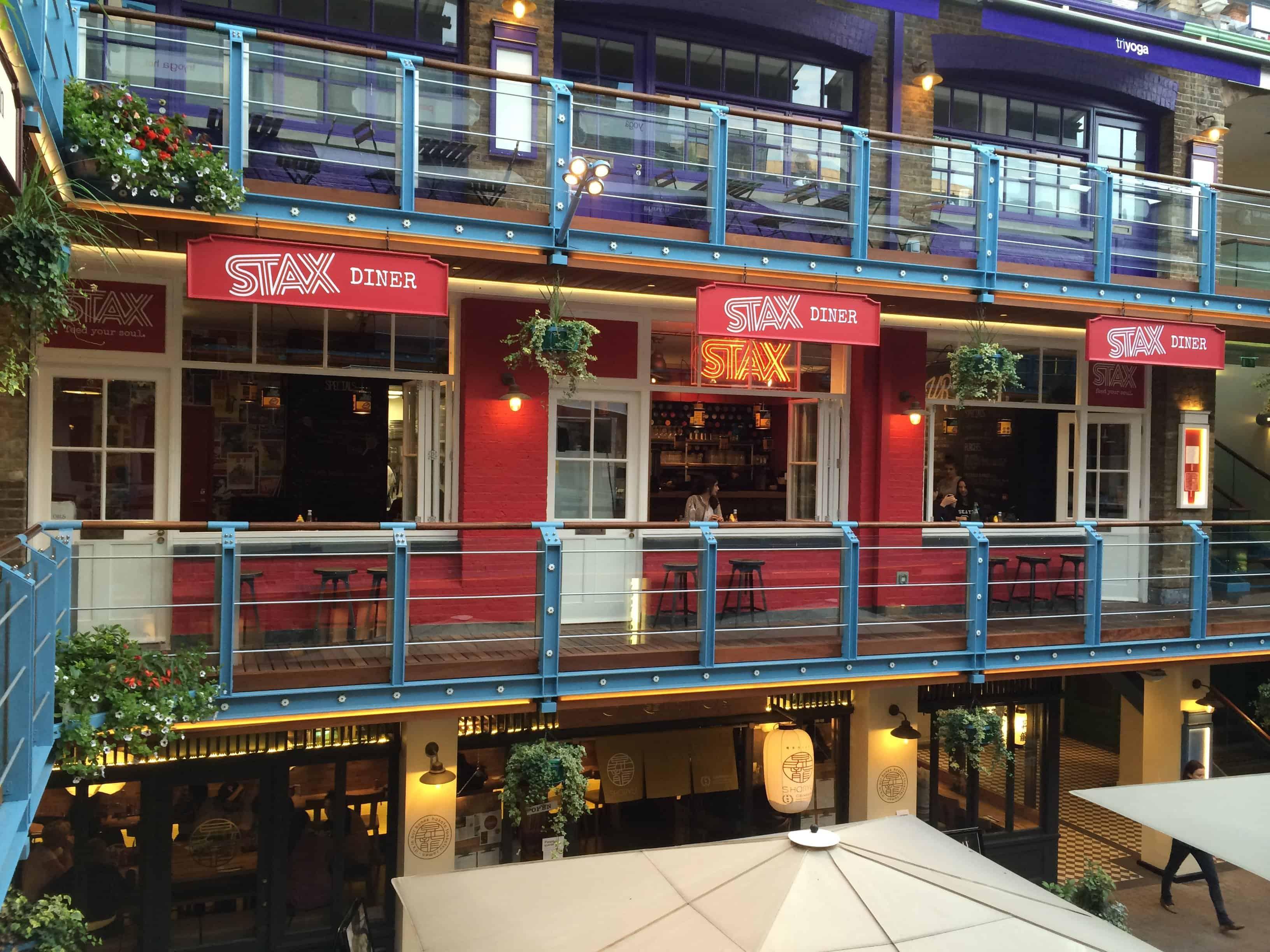 Halal Restaurants Oxford Street