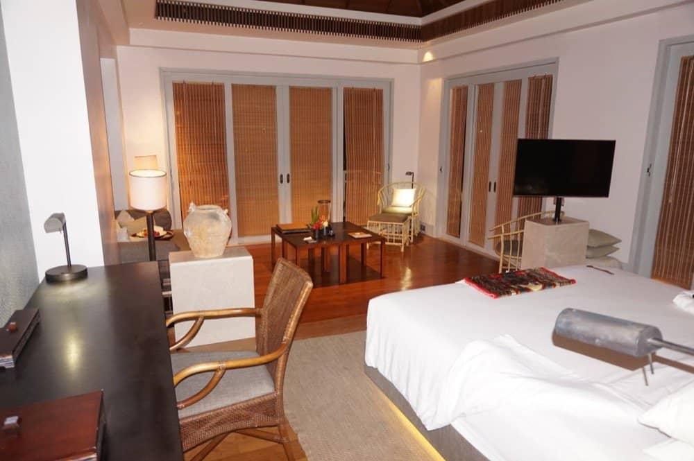 Muslim Friendly Resort Review: Amatara Resort and Wellness Phuket - Bliss and Beauty