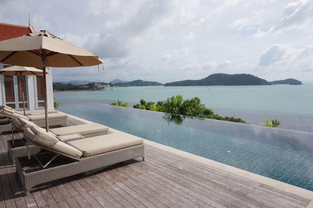 Muslim Friendly Resort Review: Amatara Resort and Wellness Phuket - Bliss and Beauty