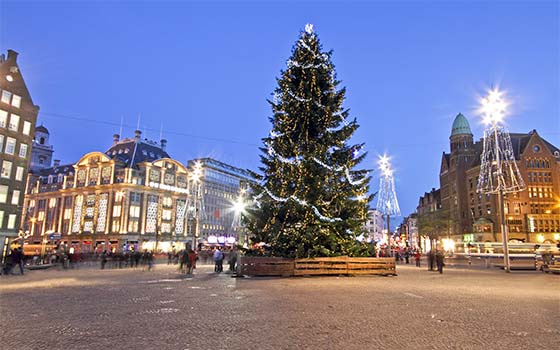 The Best Places To Spend Christmas, Netherlands