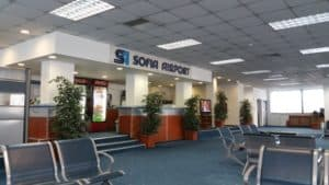 Sofia Terminal 1 Lounge Review- You Won't be Missing Much if You Don't visit