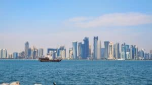 Reflections of My First Month Of Living in Hotels in Doha