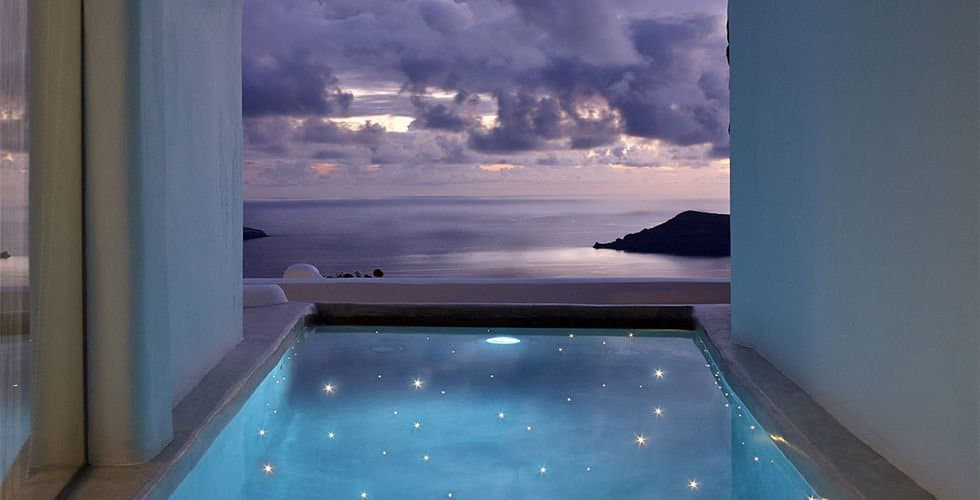 Muslim friendly villas santorini - 7 Stunning Hotels in Santorini with Private Pools - And some Are Muslim Friendly Too