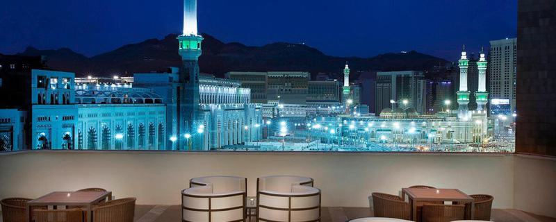 Marriottt Makkah