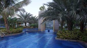 Review of the Conrad Dubai Hotel; The Perfect Location