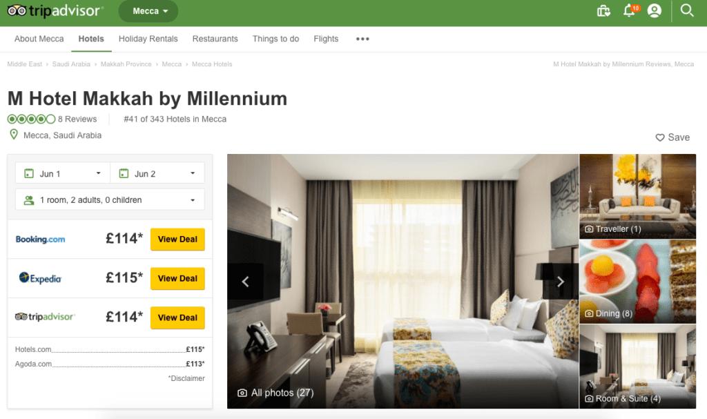 Three New Budget Hotels In Makkah & Medina that Won't Break the Bank- Ibis Styles, Pullman, M by Millennium