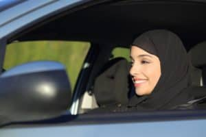 Can I rent a car while on Umrah?