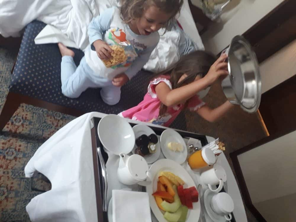 Here is the The #1 Tip That Can Halve Your Hotel Breakfast Bill So You Have Money for Your Holiday