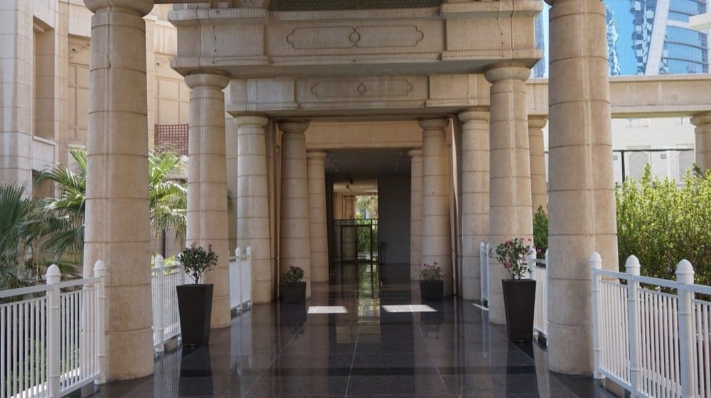 Hotel Review: Four Seasons Doha - Excellent hotel for a