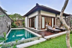 muslim friendly honeymoon villas in bali