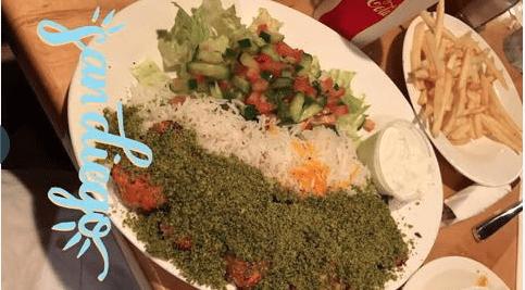 halal restaurants in california