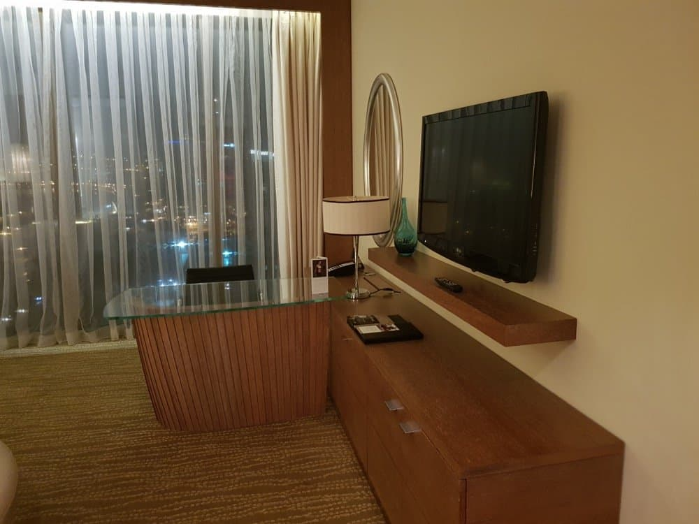 Hotel Review: JW Marriott Absheron Baku, Perfect Location and View