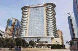 Hotel Review: JW Marriott Absheron Baku, Perfect Location and View for the F1