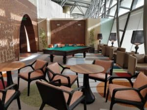 Review: New Muscat Airport Primeclass Lounge