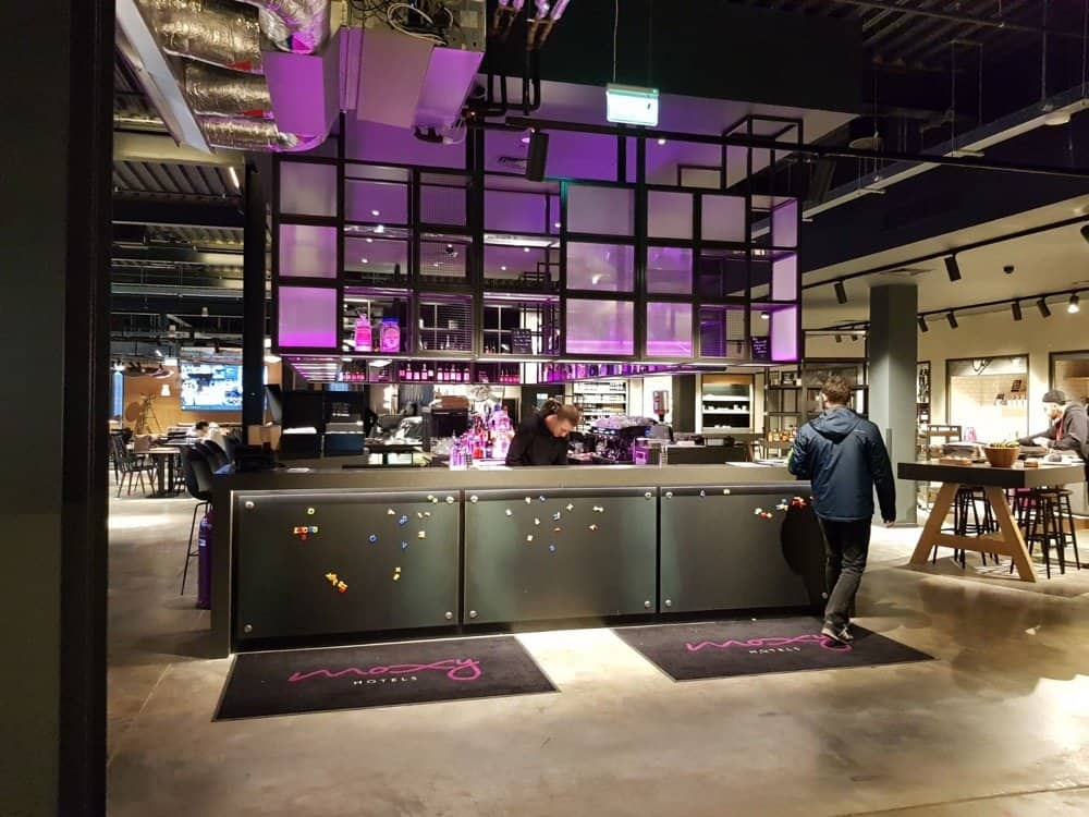 Moxy Heathrow Hotel Review The New Millennial Place To Go