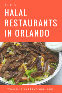 Top 5 Halal Food Restaurants in Orlando, there is nothing better than exploring the Sunshine State and knowing you can find halal food after an adventure.
