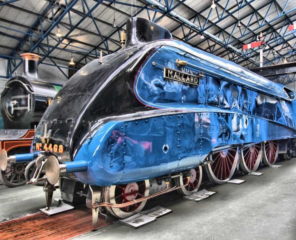 Muslim-friendly Things to do In York plus delicious Halal Food dont miss to explore the Train museum which is fun for the whole family