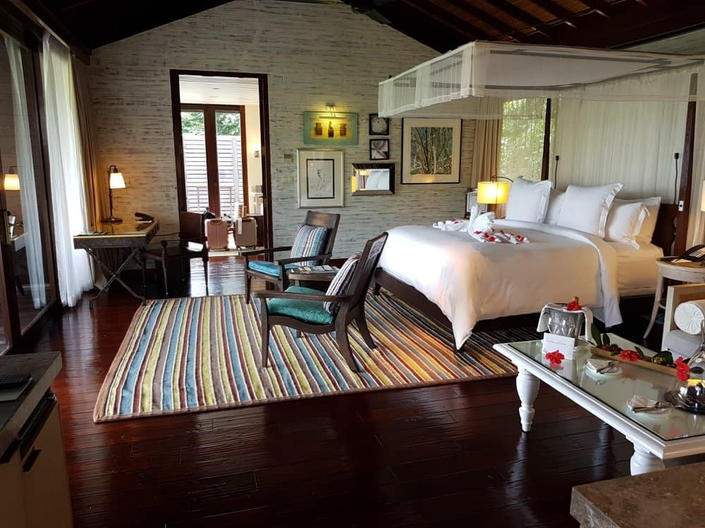 Four Seasons Seychelles Hilltop Suite