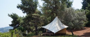 The perfect Adventure of Glamping in Greece for the first time
