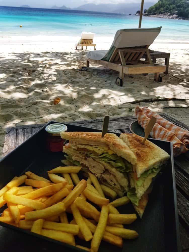 Delicious Halal food in Seychelles