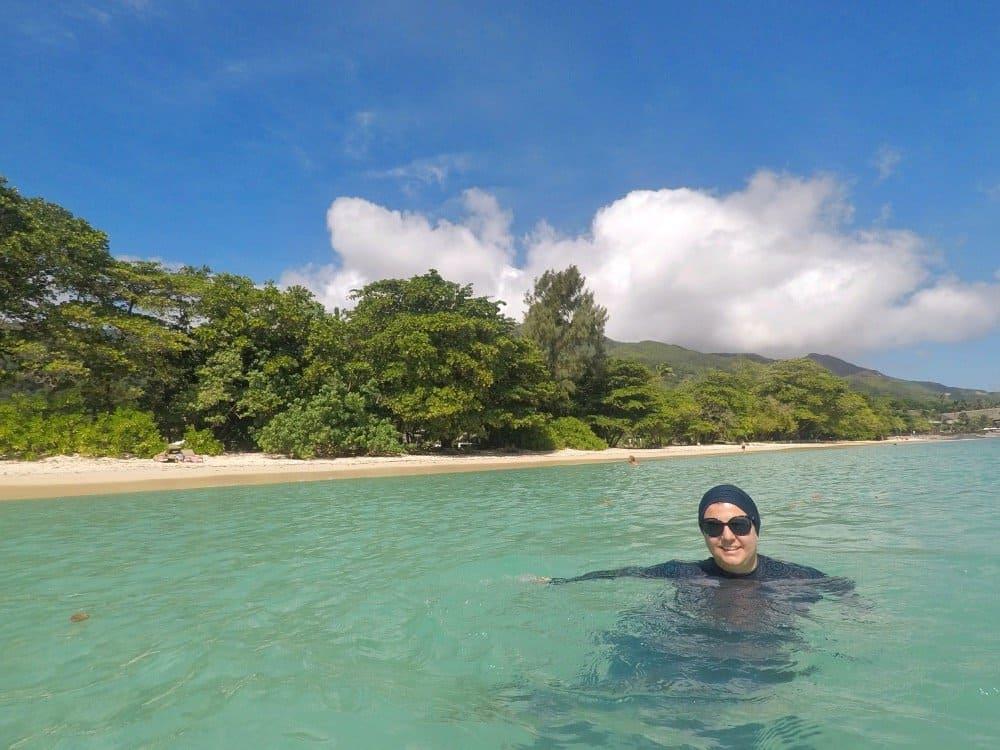 Halal honeymoon seychelles