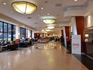 Holiday Inn Kensington Forum London Hotel Review