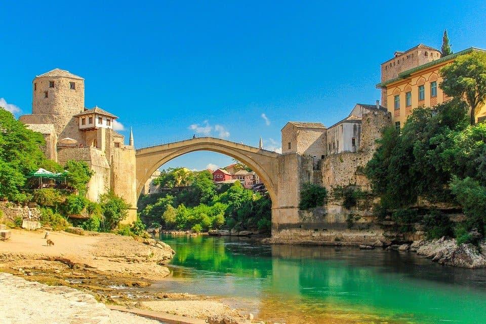 halal holidays in europe - bosnia