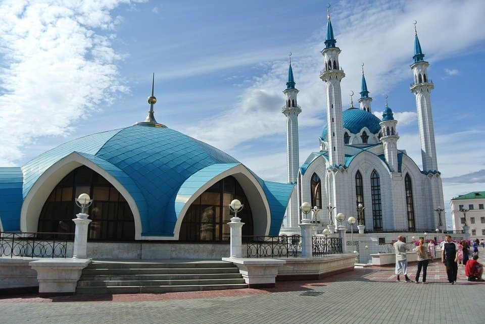 halal holidays in europe - kazan