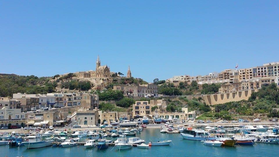 halal holidays in europe - malta