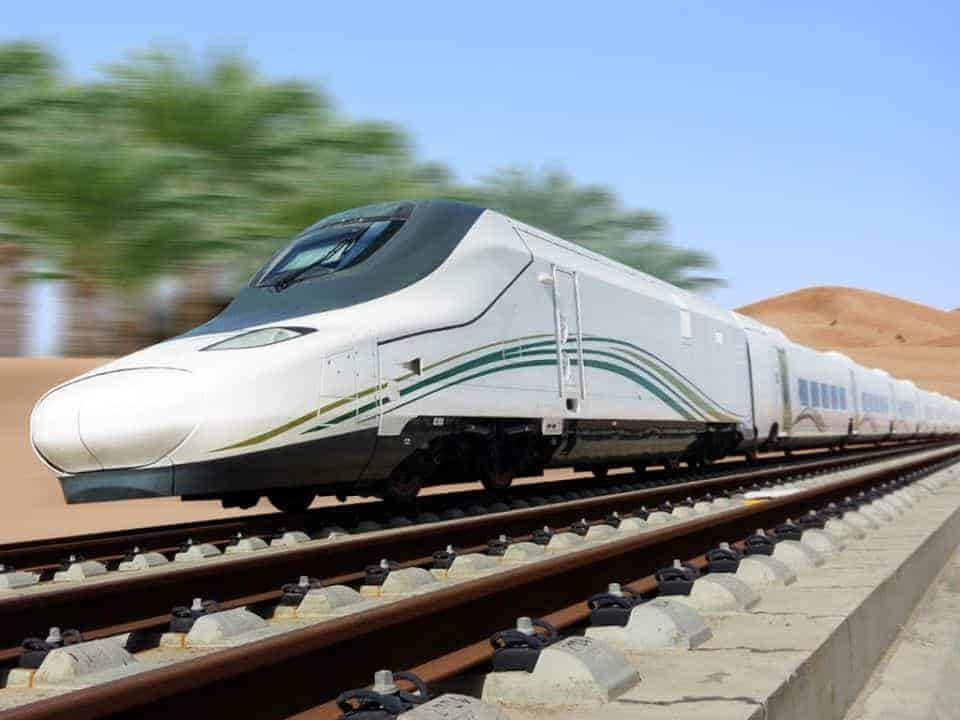 How to use the Train from Makkah to Medinah | MuslimTravelGirl