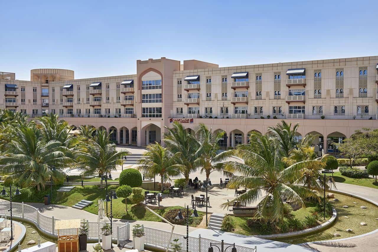 Halal hotel Middle East Salalah Gardens Hotel Halal Hotel