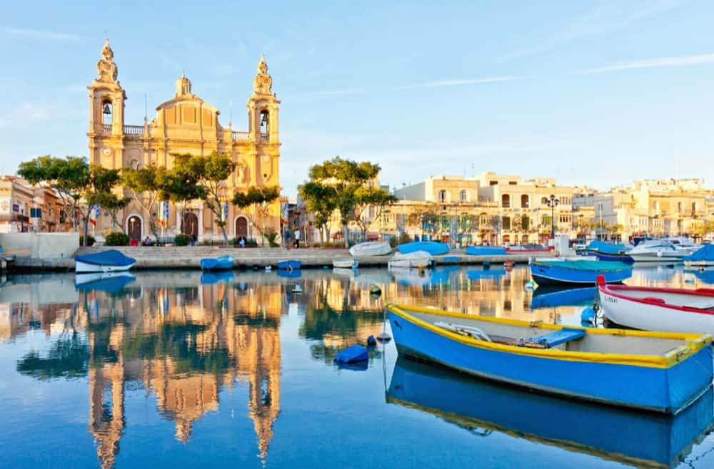 Halal Food and mosques in Malta
