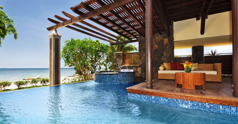 Halal hotels Mauritius Angsana Balaclava
