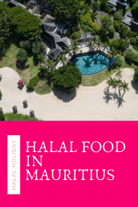 Halal Hotels Mauritius with halal food and private villas for Muslim travelers1