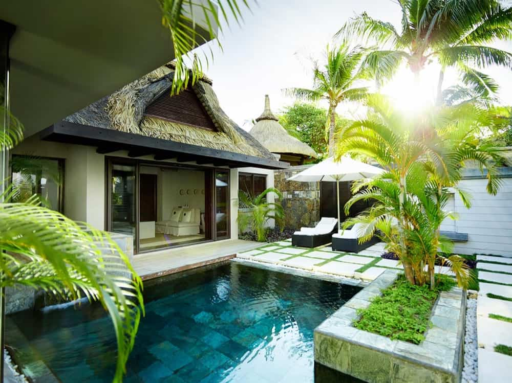 Halal hotels Mauritius LUX* Belle Mare