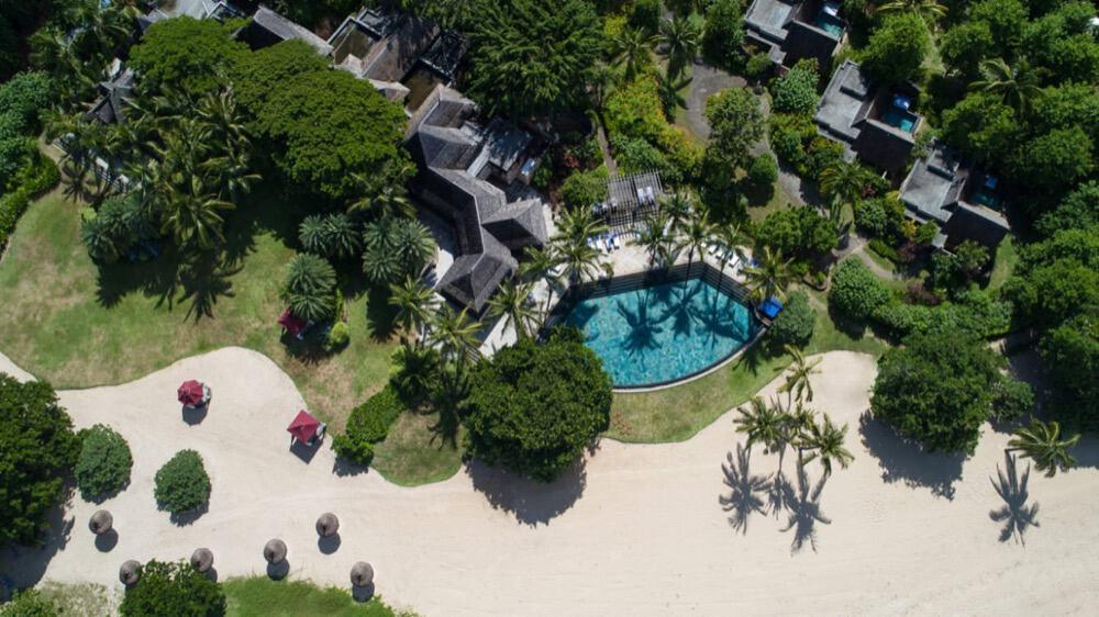 Halal hotel mauritius maradiva villas