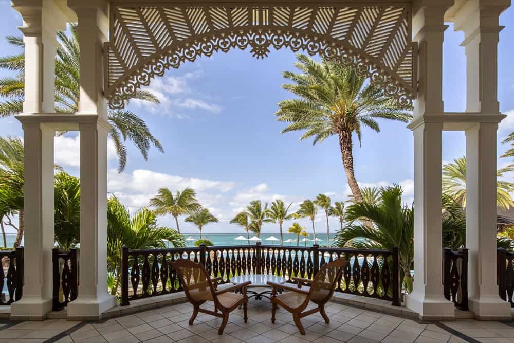 Halal hotels Mauritius The residence