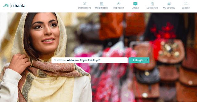 Rihaala How to Book Umrah | Muslim Travel GIrl