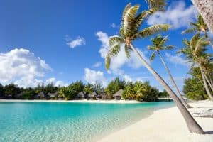 Bora Bora halal holiday destination