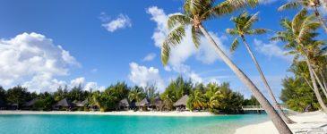 Bora Bora halal holiday destination