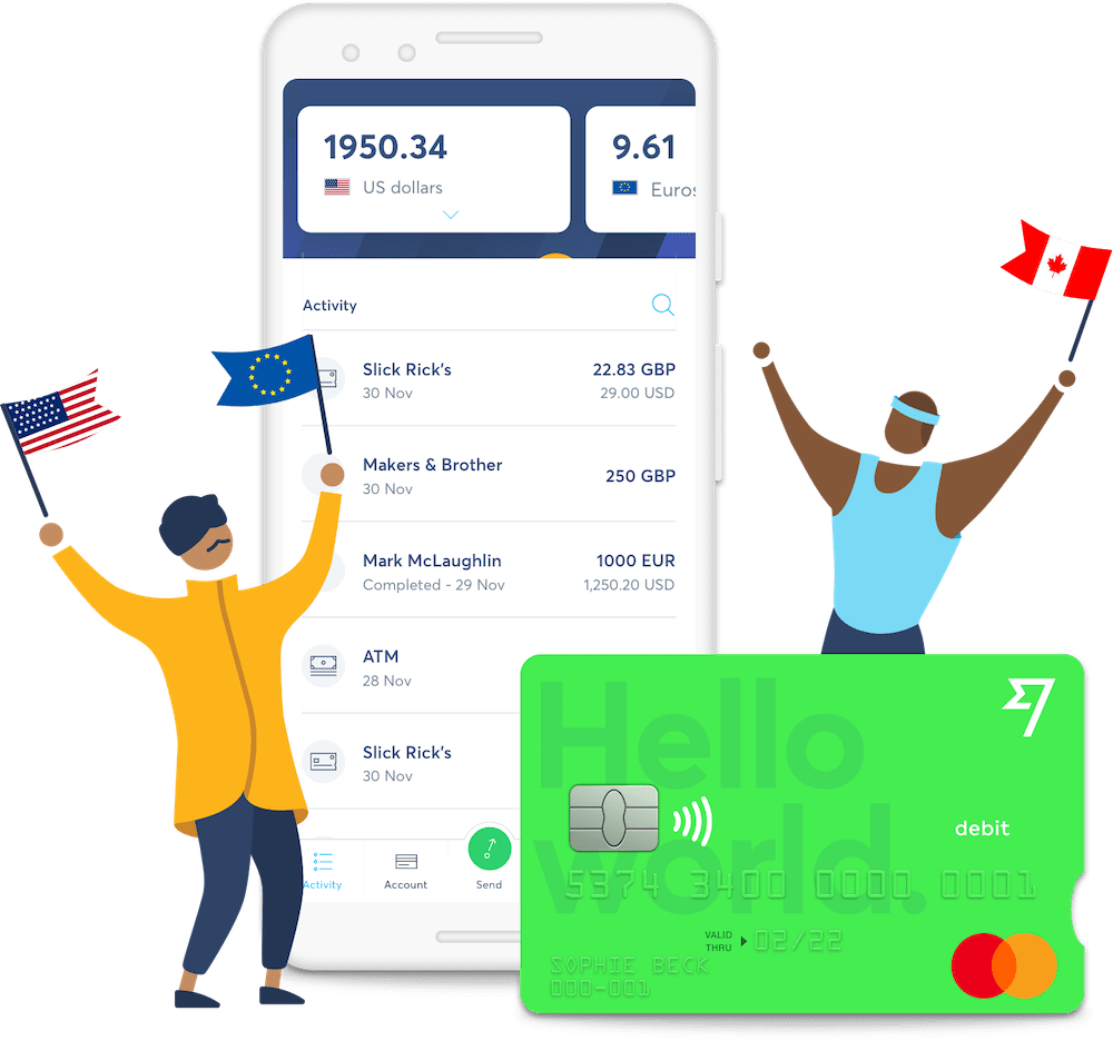 Transferwise reasons why its good for muslim travelers