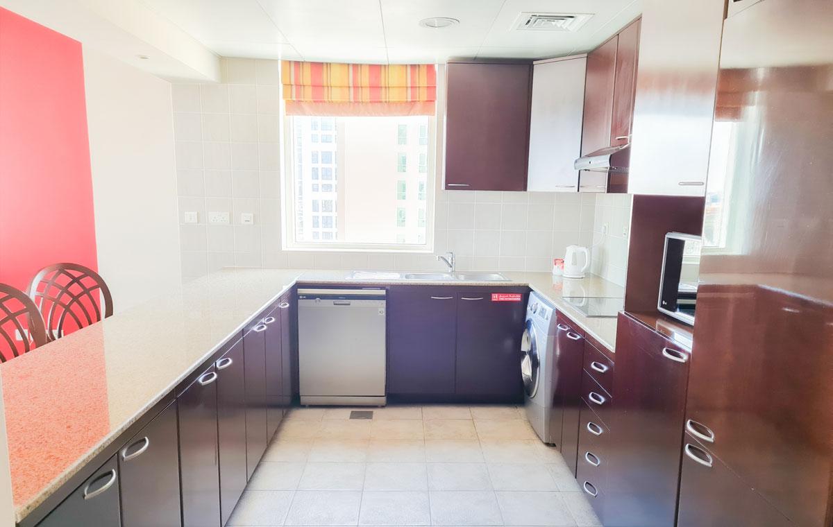 marriot kitchen