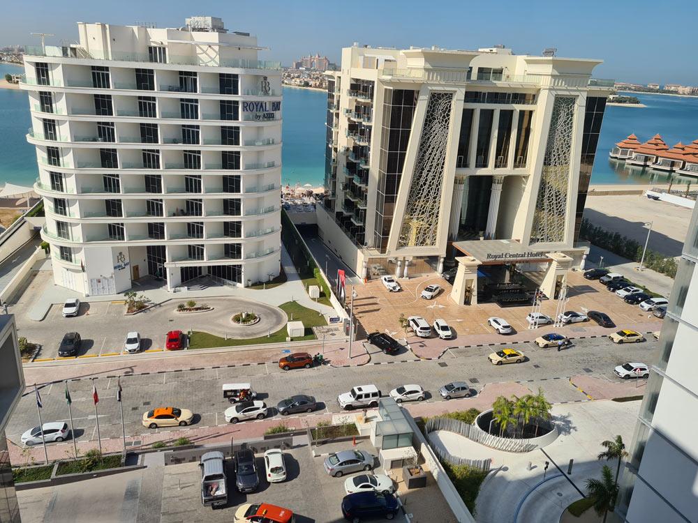 Aloft The Palm Dubai