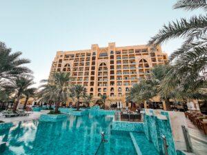 Hotel Review: Doubletree Hotel Ras Al Khaimah -exterior view