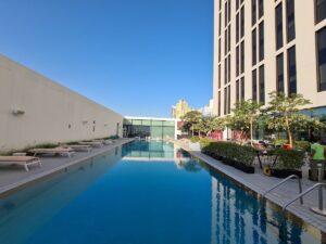aloft me'aisam hotel reivew from January 2021